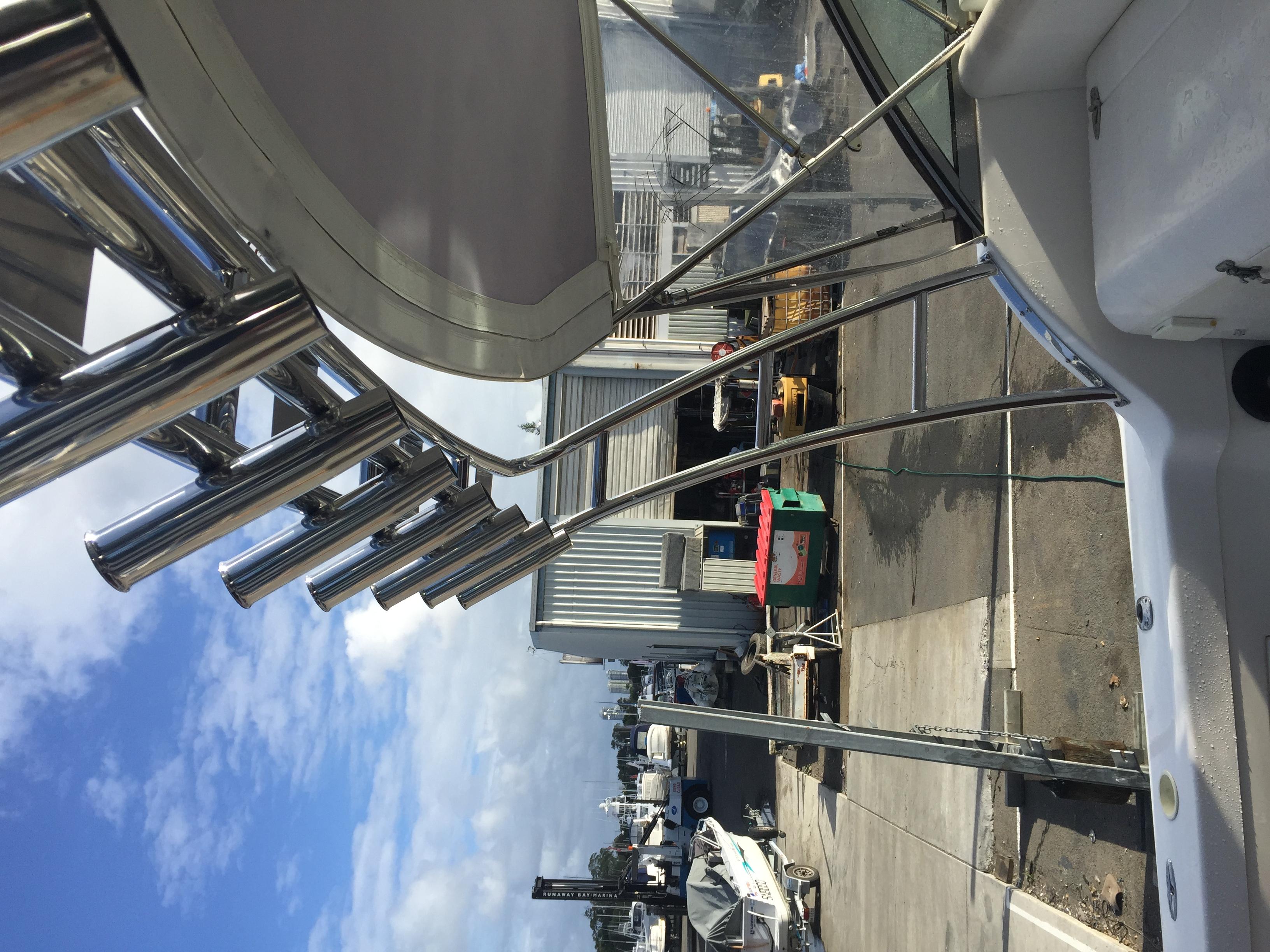 Marine Stainless Steel Targas Gold Coast Marine